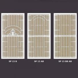 Security Door Range - Sliding Doors